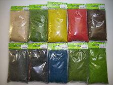 (2,79€/100g)  Jordan H0/N/Z  Streumaterial 100g  Streu verschiedene Farben  NEU