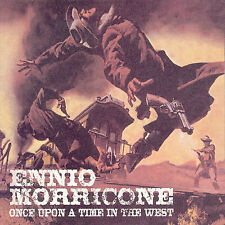 Once Upon a Time in the West soundtrack CD w/bonus cuts Ennio Morricone SEALED
