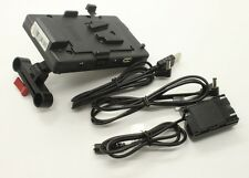 FS700 Sony 15MM Rods V-mount battery power Supply System For BMCC 5D2 5D3