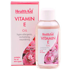 HEALTHAID VITAMIN E OIL FOR ALL SKIN TYPES - SCARS, DRY SKIN, MOISTURISING