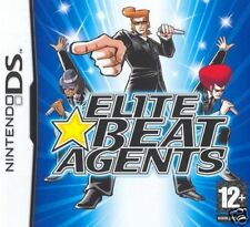 Videogame Elite Beat Agents NDS
