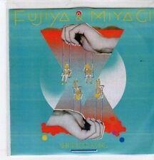 (BO823) Fujiya & Miyagi, Sixteen Shades of Black & Blue - DJ CD