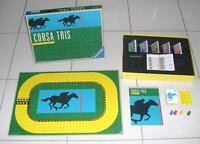 CORSA TRIS - Ed Ravensburger 1993 PERFETTO No Totopoli Jokey Cavalli