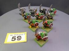 Warhammer Fantasy Age of Sigmar Orcs & Goblins Orruks Quest Orc warriors 59-452