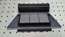 HOLDEN LX TORANA SWITCH FASCIA PANEL FOR HATCH CONSOLE A9X SS