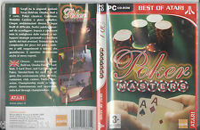 GIOCO PC - ATARI - POKER MASTERS - LIQUID