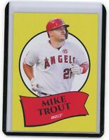 2020 Topps 582 Montgomery Club Set 3 Mike Trout #18