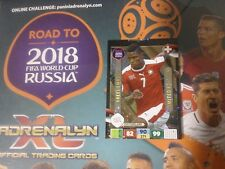 ALBUM Adrenalyn Road to 2018 Russia panini  CARD EMBOLO LIMITED EDITION