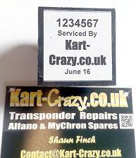 AMB 140 Kart Transponder Servicing & Repair