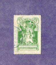 Nederland 1916  interfneringszegel Nr. 1 gebruikt Cat.w. € 200,=