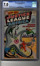 Brave and the Bold (1955) # 28 - CGC 7.0 Cream/OW Pages - First Justice League