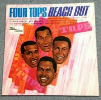 FOUR TOPS - Reach Out Vinyl LP (STML 11056) Funk Soul