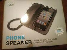 Iwave Phone Speaker like speaking on a fixed house line