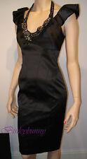 Karen Millen Women's Polyester Sleeveless Halterneck Dresses