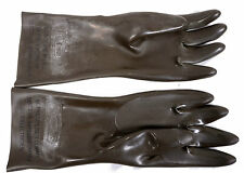 CANADIAN ARMY NBC / CW GLOVES - NEW - LARGE - CHEMICAL / GAS - 139A2