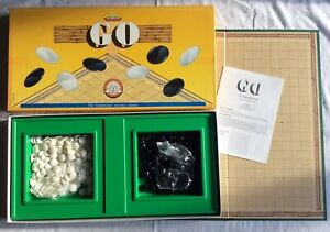"""Collectable Retro Go """"Traditional Oriental"""" Board Game, Spears, 1991"""