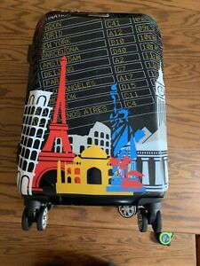 Rockland Luggage 20 Inch Polycarbonate Carry on Departure