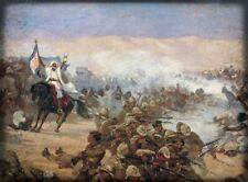More details for high quality digital print of the last stand abu klea 1885