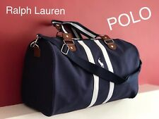 🆕RALPH LAUREN POLO BLUE WEEKEND Travel HOLDALL GYM BAG ORIGINAL BRAND NEW💙
