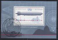 BRD 2007 gestempelt ESST Berlin MiNr. Block 69  Luftschiff LZ 127  Graf Zeppelin