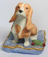 COCKER SPANIEL FIGURE BY THE WELSH PORCELAIN COMPANY