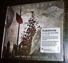 CD METAL KATATONIA - LAST FAIR DEAL GONE NIGHT (2013/2014) DIGIBOOK 2CD+2DVD