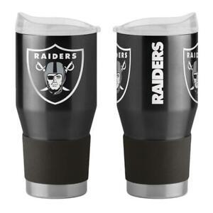 Las Vegas Raiders 24oz Twist Ultra Travel Tumbler [NEW] NFL Cup Mug Coffee