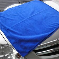 1pc 30*30 Microfiber Absorbent Cleaning Car Detailing Soft Cloths Wash Towel JL