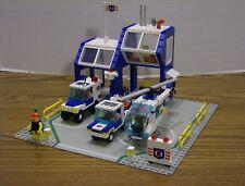 Lego 6387 Classic Town Coast Guard COASTAL RESCUE BASE Complete w/Instructions