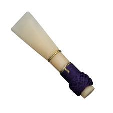 Faxx Synthetic/Plastic Basson Reed - Medium Hard