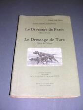 Chasse chien de chasse R. Dommanget 1949 le dressage de Fram chien d'arrêt