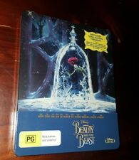 Beauty and The Beast Steelbook - Australian Limited Edition Blu-ray