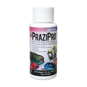 PRAZIPRO 1 OZ PARASITE TREATMENT ** FREE SHIPPING