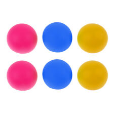 6er Set Kinderbälle Kunststoffbälle Plastikbälle Ersatzball für