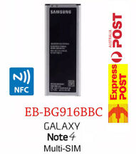 NFC*li-lion Battery For Samsung Galaxy Note 4 Duos N9100 N9100G EB-BN916BBC