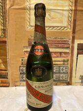 champagne 1955 Cordon Rouge Mumm Livello Basso 75cl