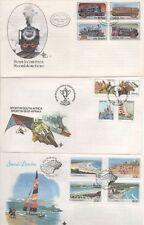 Afrika-Briefmarken als Ersttagsbrief