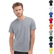 Stedman T-Shirt Herren  Classic V-Neck V-Auschnitt Shirt Mann Kurzarm ST 2300
