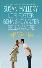 All For You: Halfway There Buckhorn Ever After The One You Want One Paperback