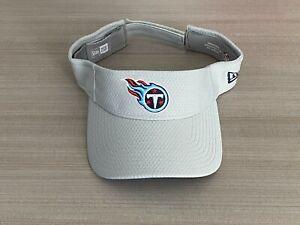 Tennessee Titans New Era Adjustable Visor