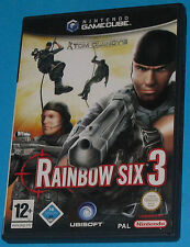Rainbow Six 3 - GameCube GC Nintendo - PAL
