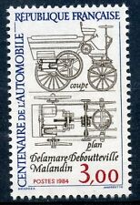 STAMP / TIMBRE FRANCE NEUF N° 2341 ** CENTENAIRE AUTOMOBILE
