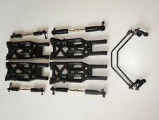 NITRO 1/8 RC TRUGGY HPI TROPHY 4.6 FRONT OR REAR SUSPENSION ARM SET NEW