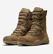 """Nike SFB Field 2 8"""" Leather Coyote Field Boot Tactical Combat AQ1202-900 SZ 11.5"""
