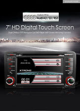 AUTORADIO AUDI A3 NAVIGATORE GPS DVD USB SD DVX MP3 BLUETOOTH CANBUS BOSE XTRONS