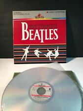 Laserdisc - The Compleat BEATLES - 1983 MGM/United Artist -