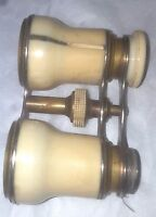 Antique Binoculars with Marks