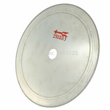 "10""inch Super-Thin Rim 0.65 mm Diamond Saw Blade Cutting Disc Lapidary Tools"