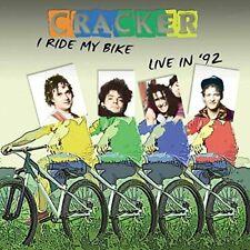Cracker - I Ride My Bike - Live In '92 (2015)  CD  NEW/SEALED  SPEEDYPOST