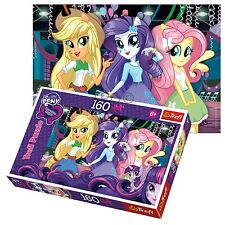 Trefl 160 Piece Kids Girls Equestria Girls Fluttershy Rainbow Dash Jigsaw Puzzle